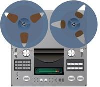 Bandrecorderspoelen, audiospoelen-1