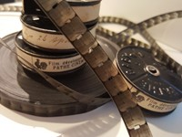 Aantal spoelen 9,5 of 16 mm film