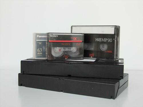 Videobanden en cameratapes