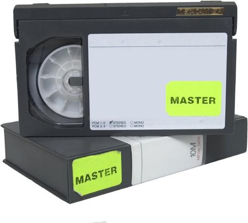 PRO videobanden en cameratapes
